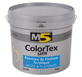 Colorine gamme M5 - ColorTex Satin