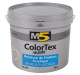 Colorine gamme M5 - ColorTex Velours