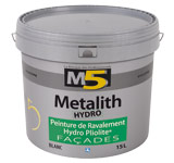 Colorine gamme M5 - Metalith Hydro