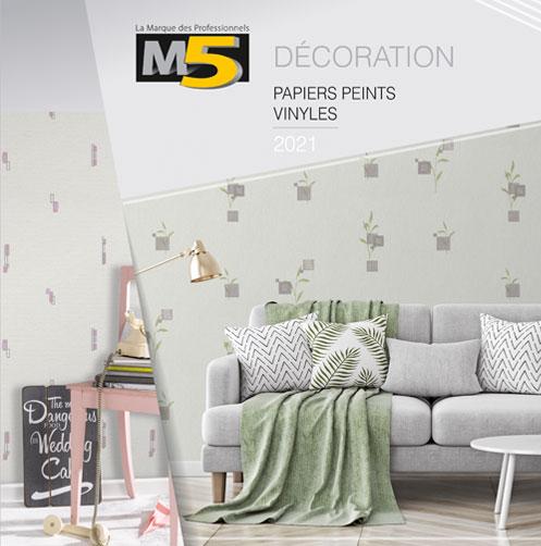 Collections M5 papiers peints vinyles 2021