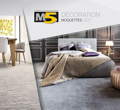 Collections M5 moquettes 2021