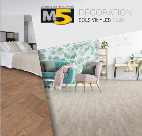 Collections M5 sols PVC vinyles 2021