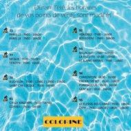 #COLORINE modifie ses horaires pour l'été 😎🌴