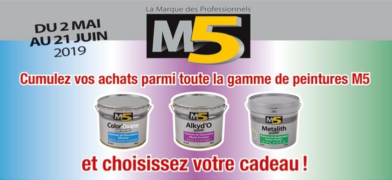 Promotion M5