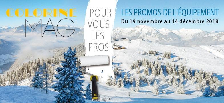Catalogue des promotions d'hiver